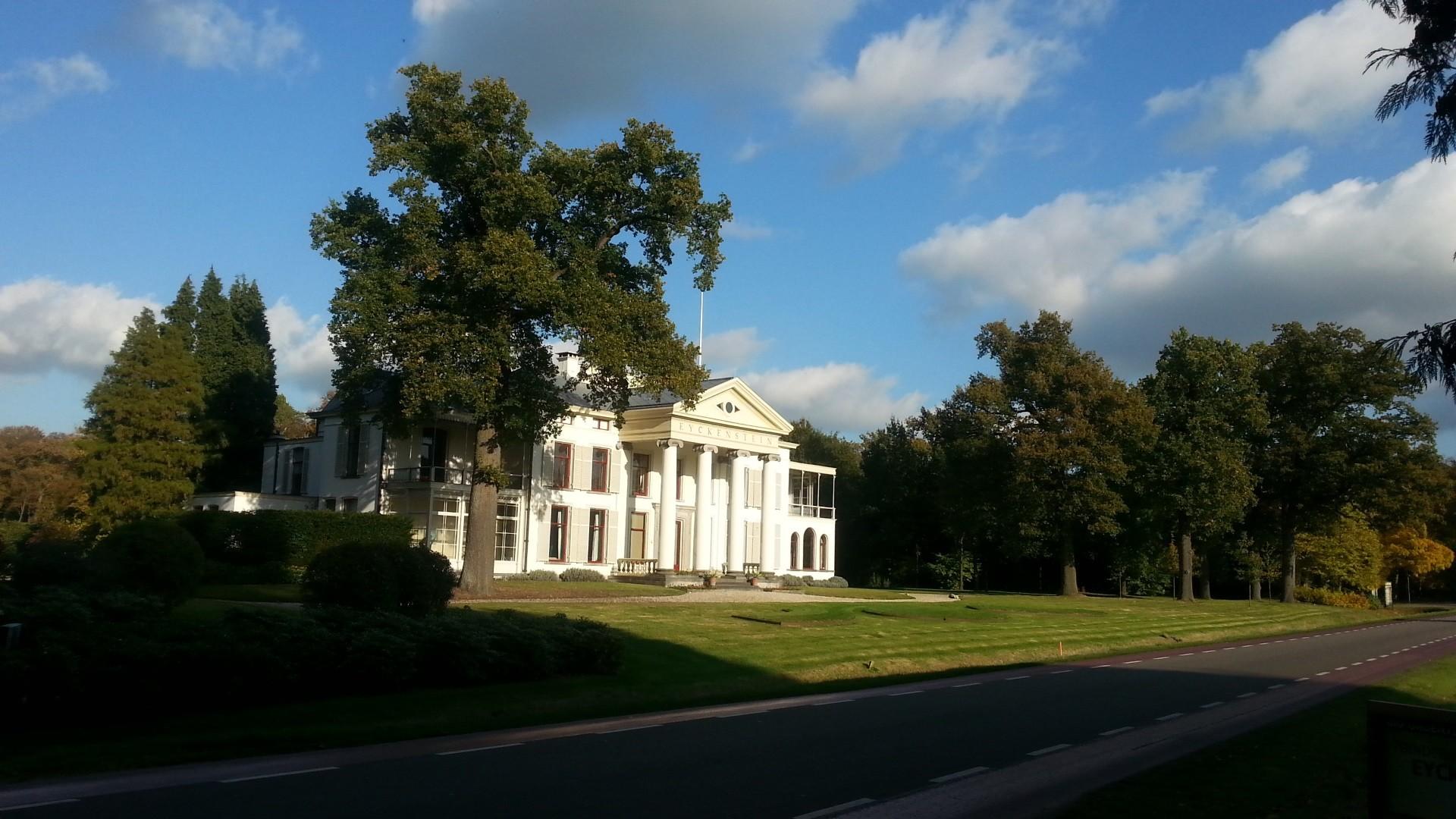 Landgoed Eyckenstein bij Maartensdijk